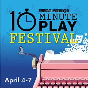 Blinn-Brenham theatre concludes 2018-19 season with 10-Minute Play Festival
